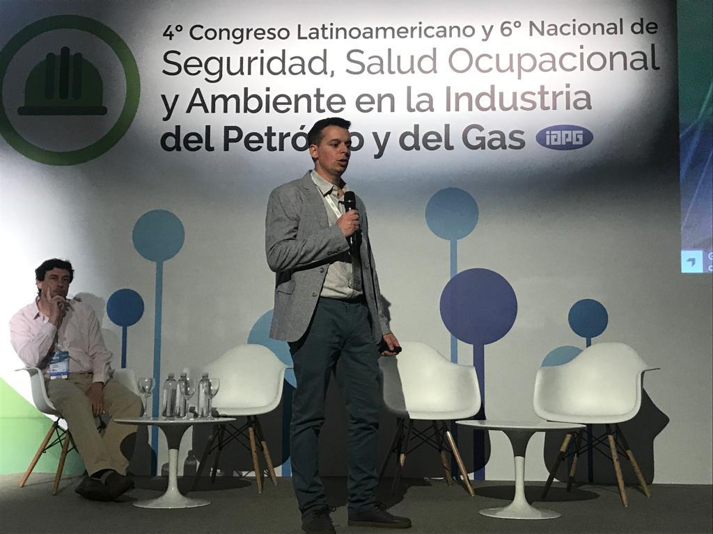 Congreso Seguridad, Salud Ocupacional y Ambiente